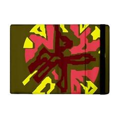 Abstract design Apple iPad Mini Flip Case