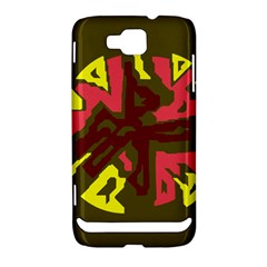 Abstract design Samsung Ativ S i8750 Hardshell Case