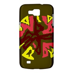 Abstract design Samsung Galaxy Premier I9260 Hardshell Case