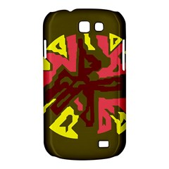 Abstract design Samsung Galaxy Express I8730 Hardshell Case