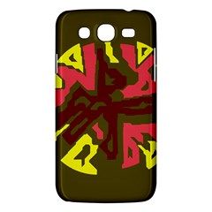 Abstract design Samsung Galaxy Mega 5.8 I9152 Hardshell Case