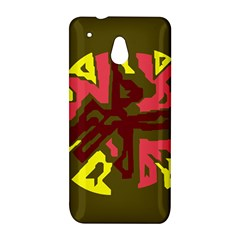 Abstract design HTC One Mini (601e) M4 Hardshell Case