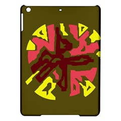 Abstract design iPad Air Hardshell Cases