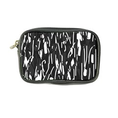 Black and white elegant pattern Coin Purse