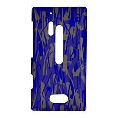 Plue decorative pattern  Nokia Lumia 928