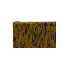 Decorative pattern  Cosmetic Bag (Small)