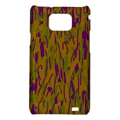 Decorative pattern  Samsung Galaxy S2 i9100 Hardshell Case