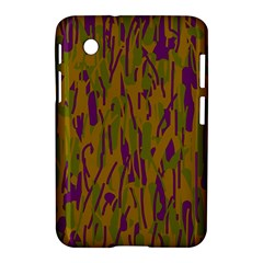 Decorative pattern  Samsung Galaxy Tab 2 (7 ) P3100 Hardshell Case