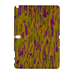 Decorative pattern  Samsung Galaxy Note 10.1 (P600) Hardshell Case