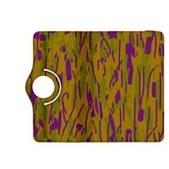Decorative pattern  Kindle Fire HDX 8.9  Flip 360 Case