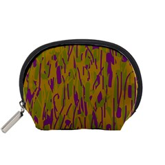 Decorative pattern  Accessory Pouches (Small)