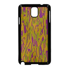 Decorative pattern  Samsung Galaxy Note 3 Neo Hardshell Case (Black)