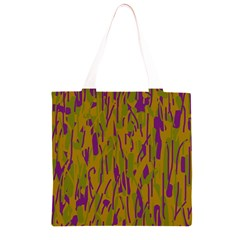 Decorative pattern  Grocery Light Tote Bag