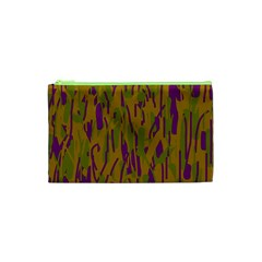 Decorative pattern  Cosmetic Bag (XS)