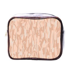 Pink pattern Mini Toiletries Bags