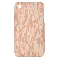 Pink pattern Apple iPhone 3G/3GS Hardshell Case