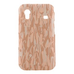 Pink pattern Samsung Galaxy Ace S5830 Hardshell Case