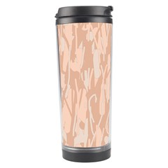 Pink pattern Travel Tumbler