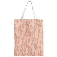 Pink pattern Classic Light Tote Bag