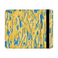Yellow and blue pattern Samsung Galaxy Tab Pro 8.4  Flip Case