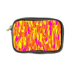 Pink and yellow pattern Coin Purse