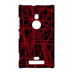Black and red pattern Nokia Lumia 925