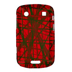 Red pattern Bold Touch 9900 9930