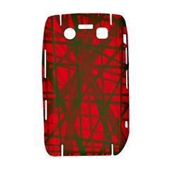 Red pattern Bold 9700