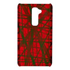 Red pattern LG G2
