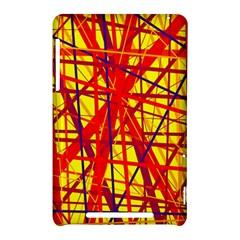 Yellow and orange pattern Nexus 7 (2012)