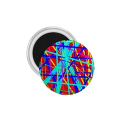 Colorful pattern 1.75  Magnets