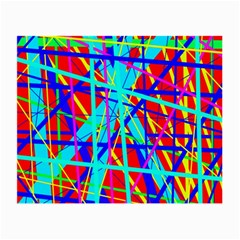 Colorful pattern Small Glasses Cloth