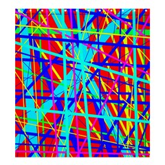 Colorful pattern Shower Curtain 66  x 72  (Large)