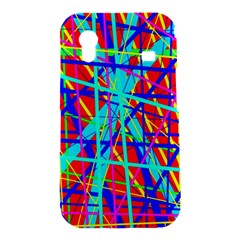 Colorful pattern Samsung Galaxy Ace S5830 Hardshell Case
