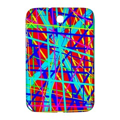 Colorful Pattern Samsung Galaxy Note 8 0 N5100 Hardshell Case