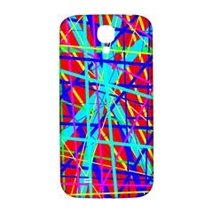 Colorful pattern Samsung Galaxy S4 I9500/I9505  Hardshell Back Case