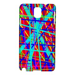 Colorful pattern Samsung Galaxy Note 3 N9005 Hardshell Case