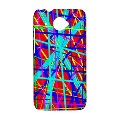 Colorful pattern HTC Desire 601 Hardshell Case