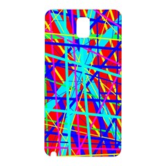 Colorful pattern Samsung Galaxy Note 3 N9005 Hardshell Back Case