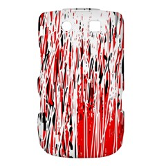 Red, black and white pattern Torch 9800 9810