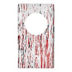 Red, black and white pattern Nokia Lumia 1020