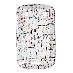 red, white and black pattern Bold Touch 9900 9930