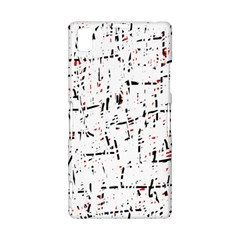 red, white and black pattern Sony Xperia Z1