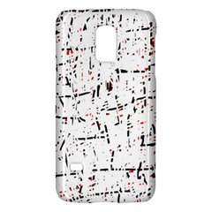 red, white and black pattern Galaxy S5 Mini
