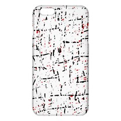 red, white and black pattern iPhone 6 Plus/6S Plus TPU Case