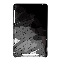 Black and gray pattern Nexus 7 (2012)