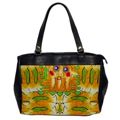 Mister Jellyfish The Octopus With Friend Office Handbags