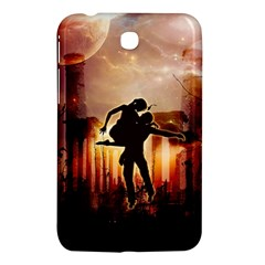 Dancing In The Night With Moon Nd Stars Samsung Galaxy Tab 3 (7 ) P3200 Hardshell Case