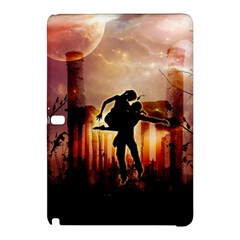 Dancing In The Night With Moon Nd Stars Samsung Galaxy Tab Pro 10.1 Hardshell Case