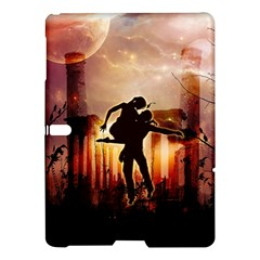 Dancing In The Night With Moon Nd Stars Samsung Galaxy Tab S (10.5 ) Hardshell Case